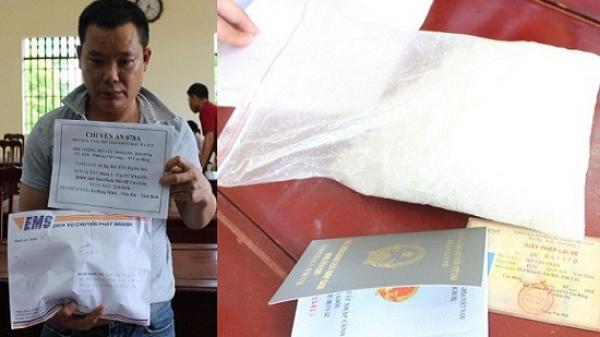 Thái Bình: Mang 1kg ma túy đến nhà nghỉ để giao dịch thì bị bắt