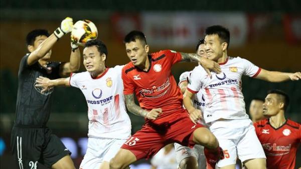 Nam Định được thưởng lớn sau chiến thắng trước TPHCM
