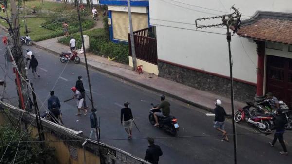 Truy bắt nhóm giang hồ có đối tượng quê Nam Định cùng đồng bọn đi đòi nợ thuê, nổ súng bắn người