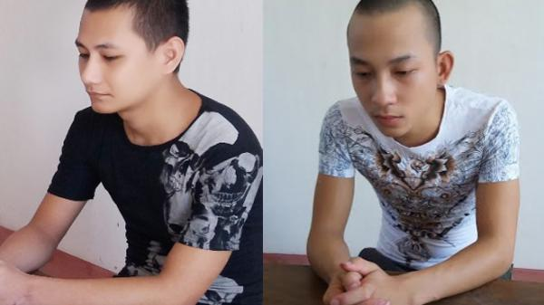 """Nam Định: 2 đối tượng 9x hack Facebook của người đi XKLĐ để lừa tiền """"trăm triệu"""""""