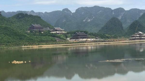 """Ngay gần Thái Bình có """"Hạ Long trên cạn"""" đẹp ngỡ ngàng sắp mở cửa đón khách"""