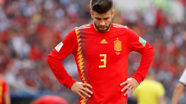 Nguyên nhân khiến Tây Ban Nha thất bại tại ở World Cup: Vì Real – Barca và sự ích kỷ của tội đồ Pique