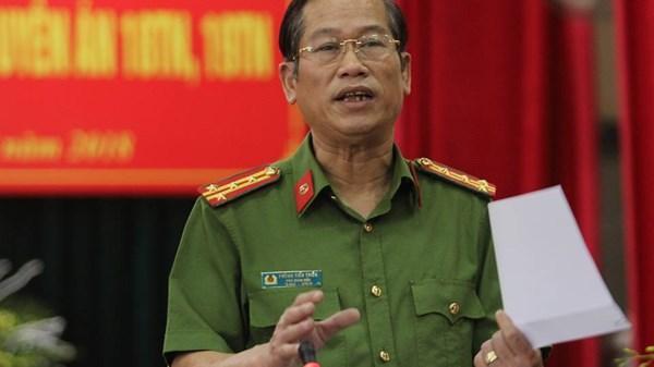 """Đại tá Phùng Tiến Triển: """"Những lời mẹ ông trùm Nguyễn Thanh Tuân nói khiến chúng tôi nghẹn ngào"""""""