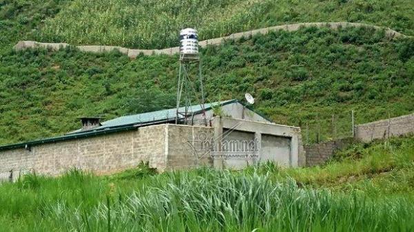 Ngôi nhà kỳ lạ trên đồi của ông trùm ma túy Nguyễn Văn Thuận