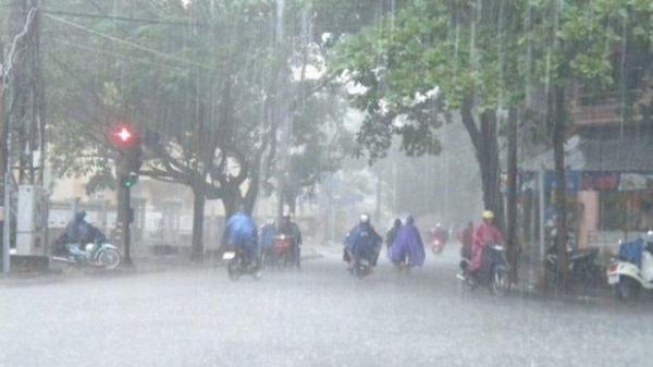 Người Thái Bình không cần lập đàn cầu mưa, các tỉnh miền Bắc sắp đón đợt mưa giông diện rộng rồi