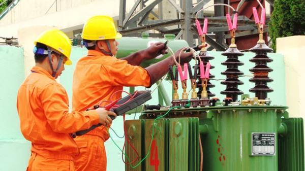 Thái Bình: Thông báo lịch cắt điện tại thành phố và 6 huyện