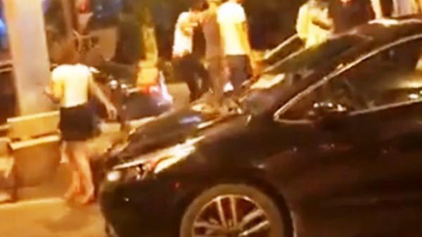 Thái Bình: Công an thông tin vụ tài xế bị hành hung tại trạm BOT Tân Đệ