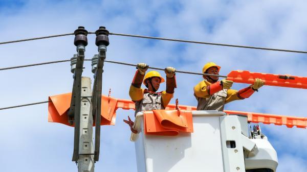 CỰC NÓNG: Thông báo lịch cắt điện tại tỉnh Thái Bình