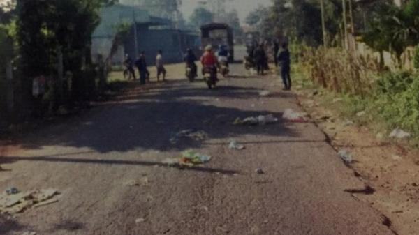 Hải Hậu (Nam Định): Xuất hiện nhóm thanh niên chặn xe ô tô, đập phá, hành hung chủ xe để xin tiền