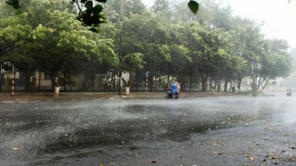 Thời tiết hôm nay: Hết nóng, Thái Bình và các tỉnh miền Bắc sẽ có mưa to và rất to khắp nơi