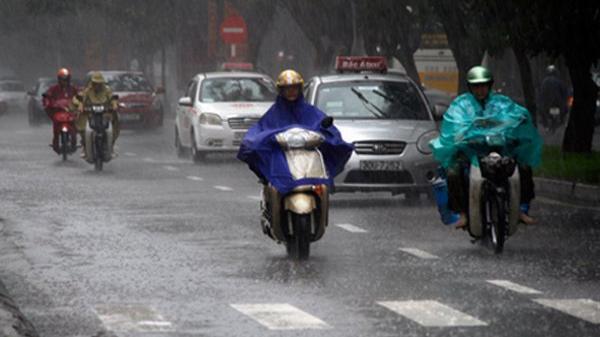 Dự báo thời tiết 9/7: Hết nắng cháy da, Nam Định và các tỉnh miền Bắc mưa mát cả tuần