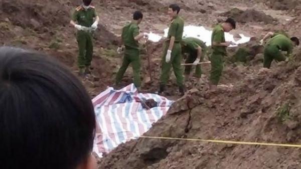 Tội ác kinh hoàng của người chồng giết vợ rồi chôn xác phi tang suốt 10 năm