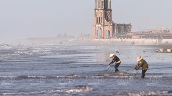 Nhà thờ đổ Hải Lý-Nam Định: Dấu ấn cuộc chiến chống nạn xâm thực