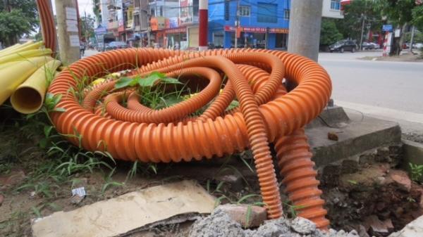 Đẹp thì chưa thấy đâu mà dân đã kêu khổ vì những công trình đô thị ở Thái Nguyên