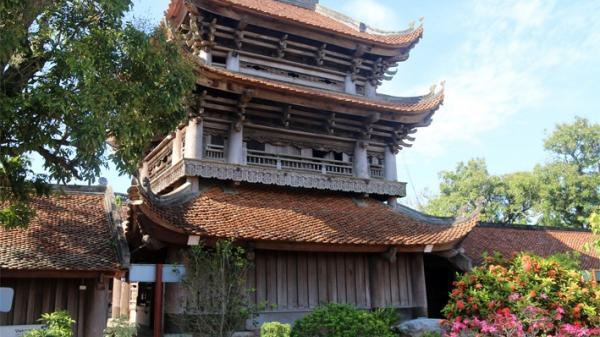 Chùa Keo - Thái Bình: Ngôi chùa có kiến trúc đẹp nhất Việt Nam
