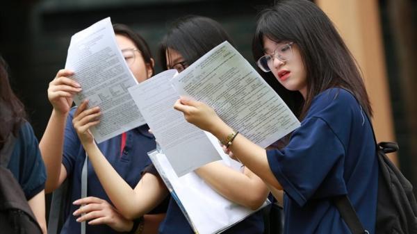 Cập nhật điểm thi THPT quốc gia 2018: Ít điểm 10, nhiều điểm liệt