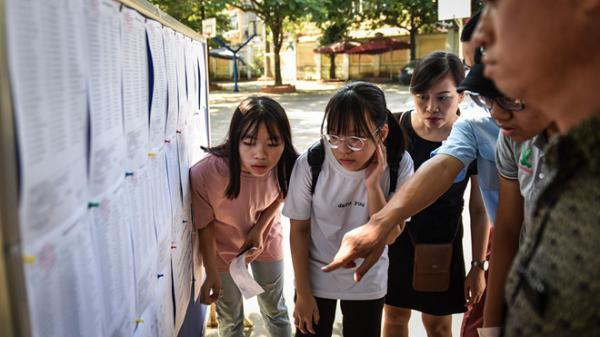 Tin vui: Nam Định có 2 học sinh nằm trong TOP 10 đạt kết quả tốt nhất kì thi THPT Quốc gia 2018