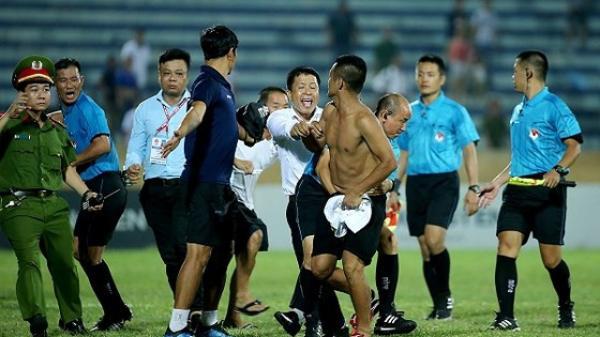 CLB Nam Định chính thức nhận án phạt sau vụ náo loạn trên sân Thiên Trường