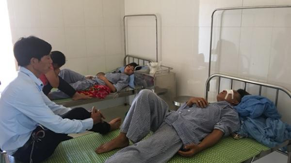 Bắc Kạn: Xót xa cảnh gia đình đang ở trong nhà bị sét đánh trúng khiến bố mù mắt, mẹ và con 11 tháng tuổi bị bỏng nặng
