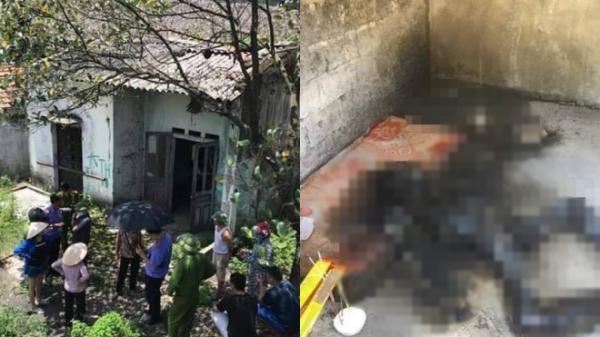 Kinh hoàng: Phát hiện thi thể người đàn ông đang phân huỷ trong căn nhà hoang