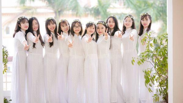 Cô bạn xinh đẹp quê Nam Định xuất sắc đạt điểm 10 Lịch sử duy nhất