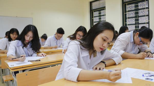 Nam Định có điểm trung bình thi THPT quốc gia 2018 cao nhất cả nước