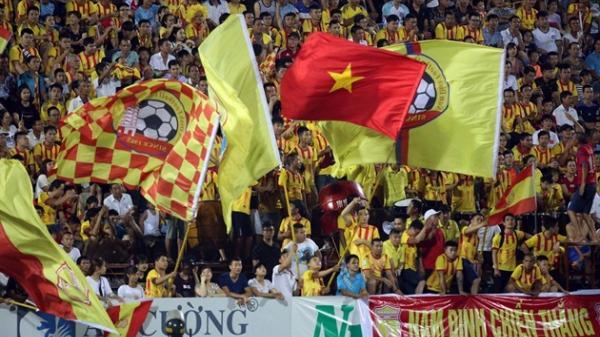 Bị phạt treo sân Thiên Trường - Nam Định kháng án