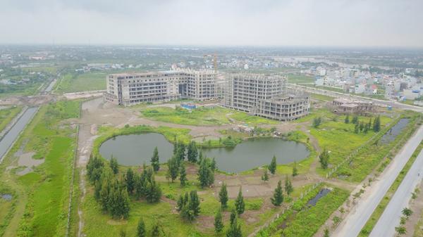 Nam Định: Sẽ chính thức cho hoạt động lại bệnh viện hơn 850 tỷ đồng bị bỏ hoang nhiều năm nay