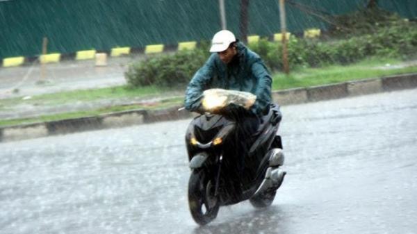Nóng: Từ đêm nay miền Bắc mưa to có nơi mưa RẤT TO