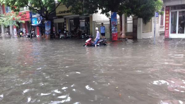 Dự báo thời tiết 14/7: Mưa to, Nam Định có nguy cơ xảy ra ngập lụt