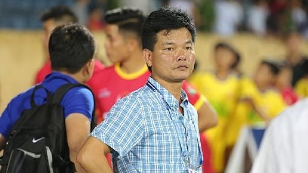Đánh rơi chiến thắng trước CLB Hà Nội, HLV Nam Định nói gì?