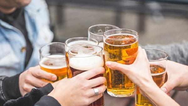 Chú ý: Không uống rượu bia có nguy cơ bị ung thư, chết sớm?