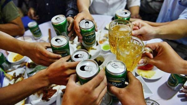 Nguy cơ ung thư, chết sớm vì...không uống rượu bia?