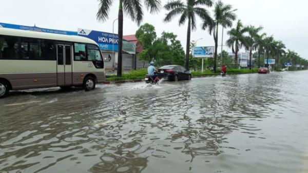 Bão Sơn Tinh tấn công, Nam Định và nhiều tỉnh có nguy cơ lụt