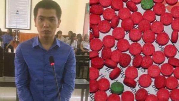 Kỳ công giấu 3.200 viên hồng phiến trong bao cao su vẫn không thoát tội