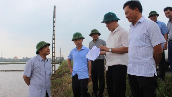 Nam Định: Hàng nghìn phương tiện, người dân đã vào nơi trú bão an toàn