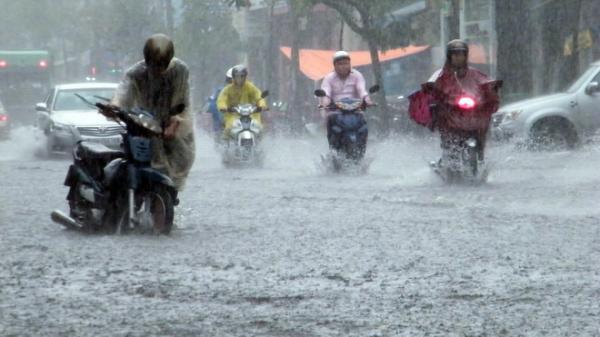 Sau bão, cảnh báo mưa to và ngập lụt sâu ở Nam Định và nhiều tỉnh