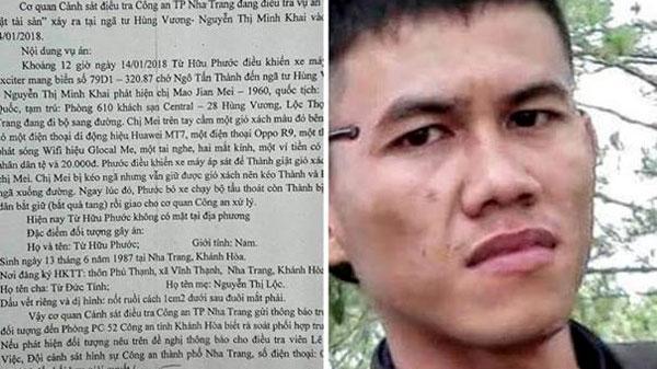 TIN NÓNG: Cựu cầu thủ U23 Việt Nam bị truy nã