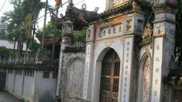 Trong lịch sử đã từng có danh thần người Bắc Ninh phải bỏ mạng vì tự ý sửa điểm bài thi