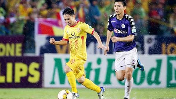 """Chàng tiền vệ """"siêu dự bị"""" CLB Nam Định: Pha ghi bàn đẳng cấp như Messi"""