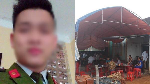 Xót lòng hoàn cảnh của chiến sĩ công an 23 tuổi tử vong trong chuyến công tác đầu tiên do mưa bão
