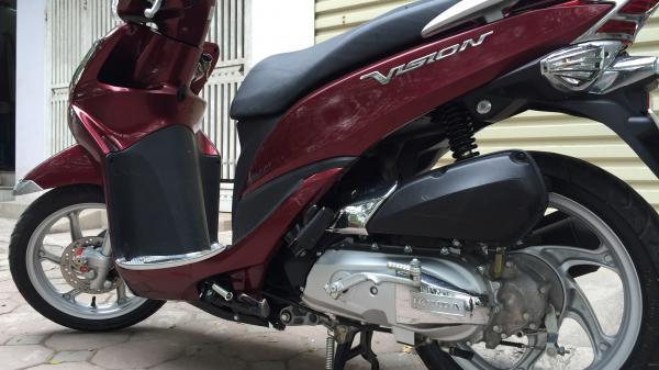 Giá xe tay ga Honda Vision mới nhất theo khu vực nông thôn và thành thị