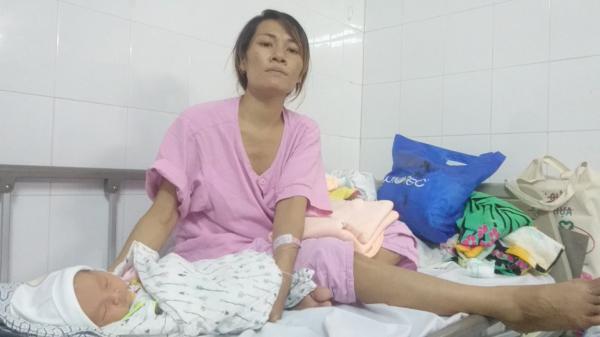 Thông tin bất ngờ về vụ thai phụ ôm bụng bầu vào viện lén ngủ hành lang chờ đẻ bằng 30 nghìn trong túi
