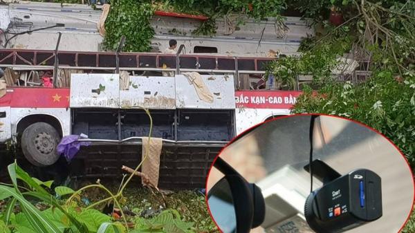 Xe khách BKS Thái Bình lao xuống vực: Vẫn chưa tìm thấy hộp đen