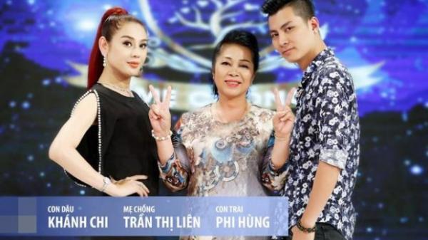 Bất ngờ với câu nói của mẹ chồng quê Nam Định nói về con dâu Lâm Khánh Chi