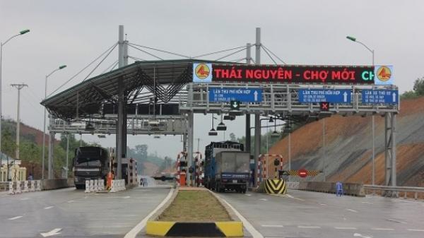 BOT Thái Nguyên-Chợ Mới: Thủ tướng yêu cầu sớm thống nhất thu phí