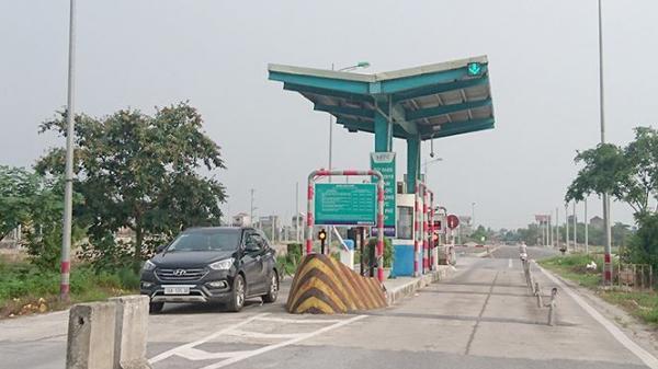BOT Mỹ Lộc (Nam Định): Thu phí trước khi xong đường