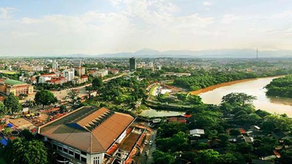 Thái Nguyên: Xây dựng cấp bách hệ thống chống lũ lụt sông Cầu kết hợp hoàn thiện hạ tầng đô thị hai bên bờ sông Cầu