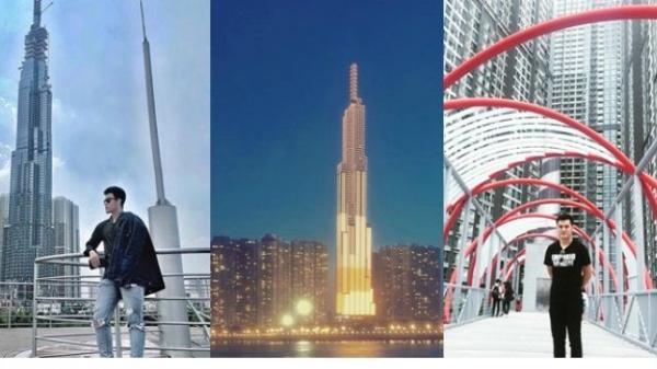 Ấn tượng tòa nhà LANDMARK 81 cao nhất Việt Nam - Địa điểm check in mới khiến giới trẻ phát sốt