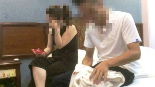 """Thông tin mới vụ CSGT lén lút vào khách sạn với cô giáo : """"Chỉ tâm sự chứ không có chuyện """"trai trên gái dưới"""""""""""